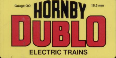 Hornby Dublo Badge